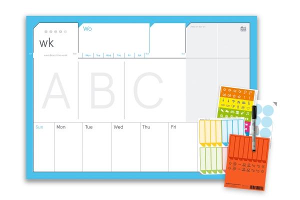 weekBoard | the weekly planner