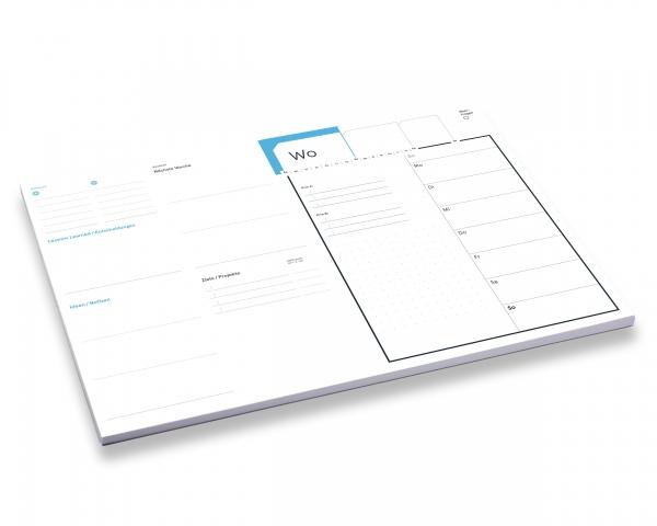 TinyPad | Woche
