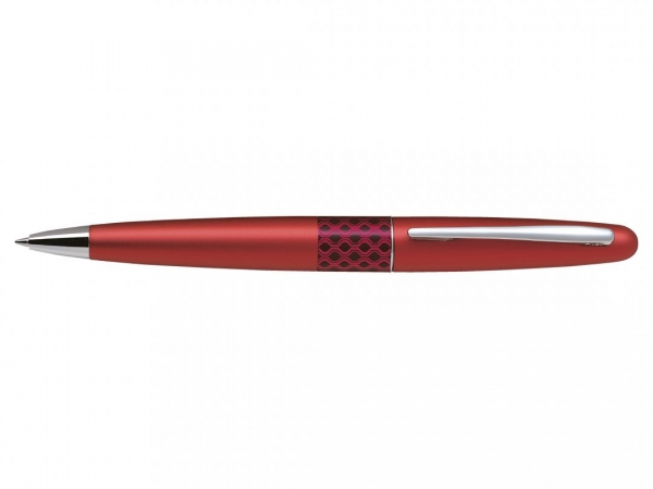Pilot MR Retro Collection Metallic Red Ballpoint Pen