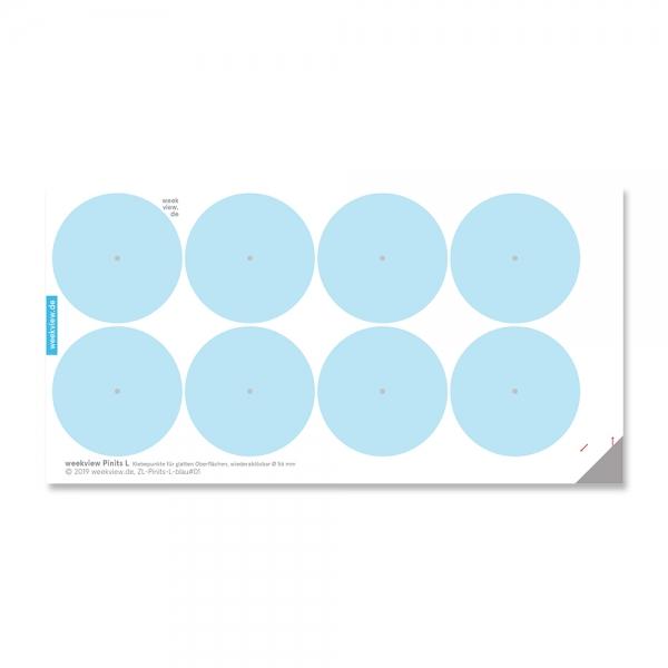 Pinits L | 32 Klebepunkte, 56 mm Durchmesser