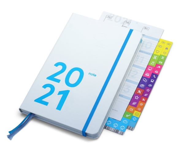 compact note 2021 | white edition