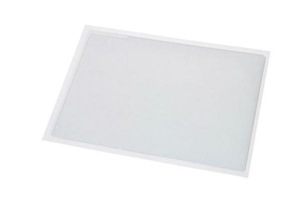 Transparente Einstecktasche für den Business Planer, selbstklebend, DIN A5