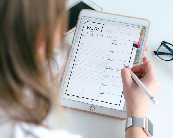 Digital Planner | Das Leben im Blick 2022 – LifeCoach A5