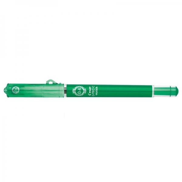 Pilot G-Tec-C Maica Tintenroller grün – Ultra-feiner Techpoint-Gelstift – 0,4 mm