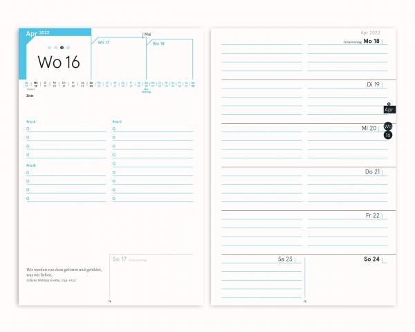 Druckversion (PDF) | compact note 2022 Einlagen (A5 optimiert) | zum selberdrucken