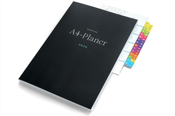 B-Ware | A4 Planner | Softcover