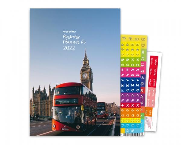 Business Starter A5 2022, Broschur Version
