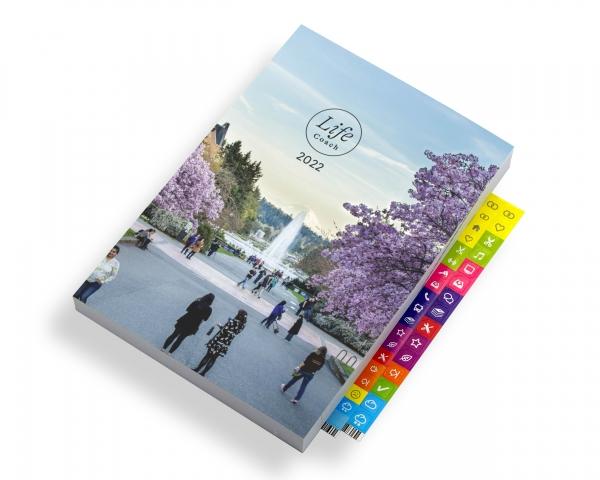 Das Leben im Blick 2022 – LifeCoach A5 Softcover