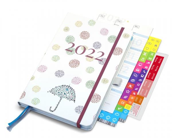 compact note Plus 2022 | lucky umbrella