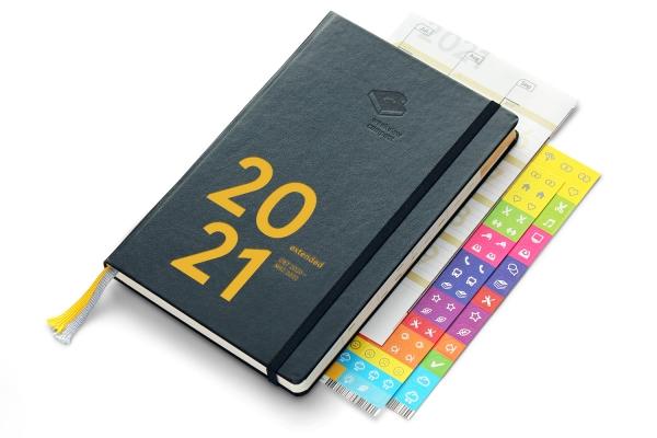 compact extended 2021 - der clevere Wochenplaner! von Okt 2020 bis März 2022