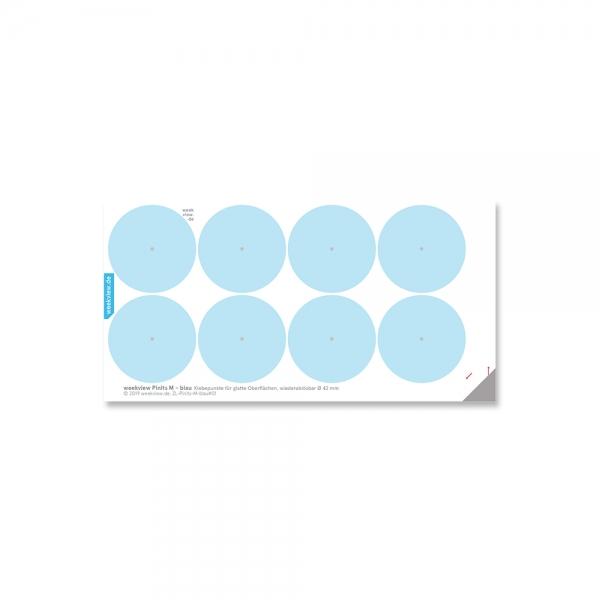 Pinits M | 32 Klebepunkte, 42 mm Durchmesser