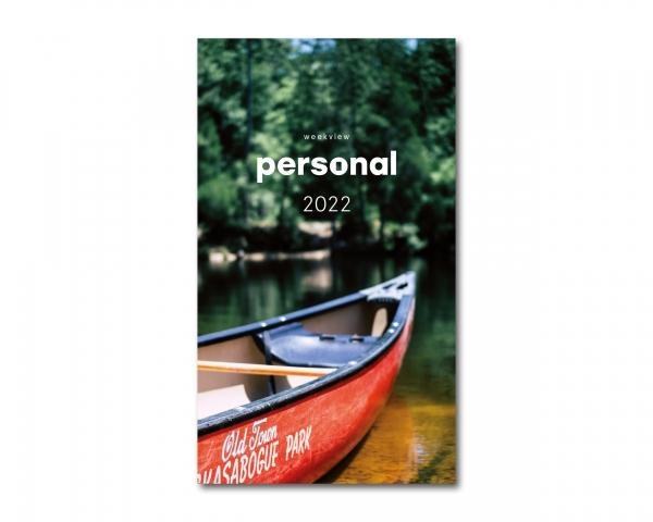 weekview Personal Broschur 2022
