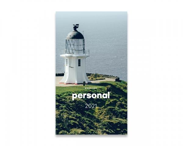 weekview Personal Broschur 2021