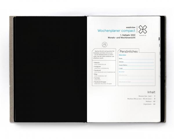 Set A5 X17 compact 2022 (4 Hefte inkl. Tools)