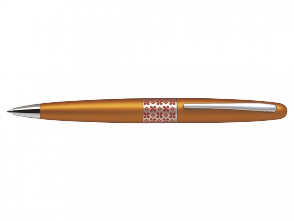 Pilot MR Retro Collection Metallic Orange Ballpoint Pen