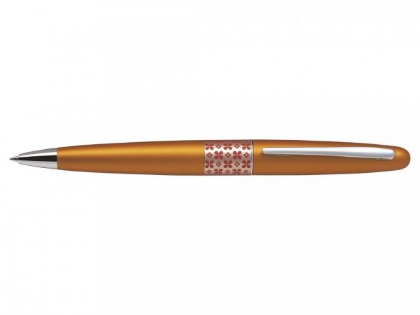 Pilot MR Retro Collection Metallic Orange Ballpoint Pen